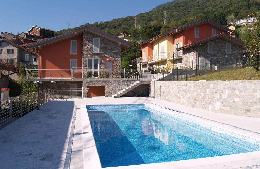 Appartamenti Residence con Piscina Pianello del Lario