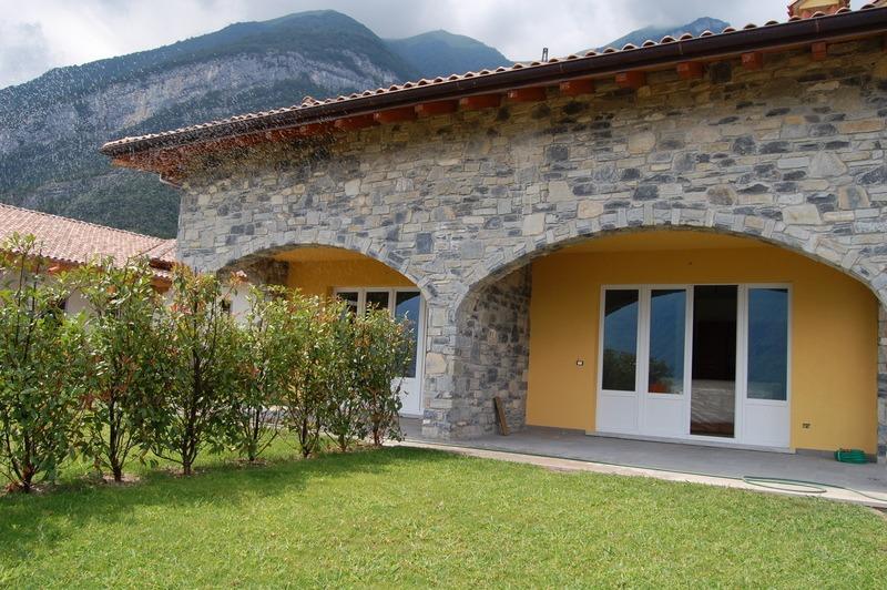 Lago Como Tremezzo Villa con piscina