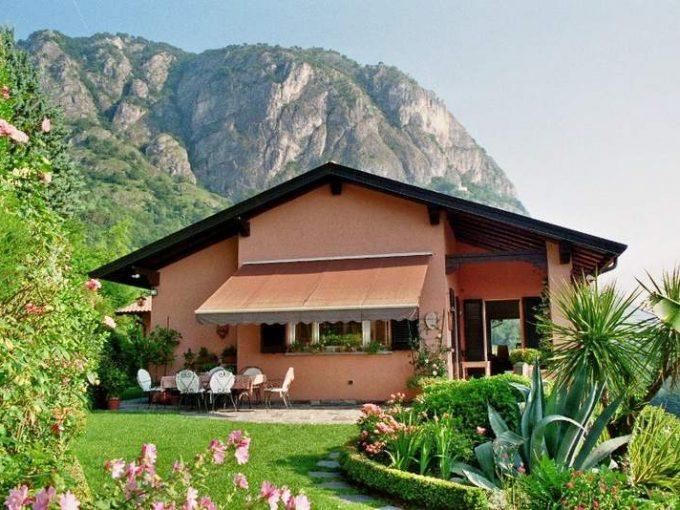 Lago Como Griante Villa indipendente vista lago