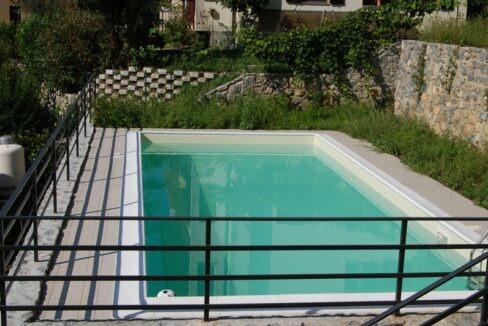 Lago Como Sala Comacina residence con piscina