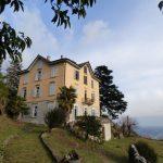 Lago Como Brunate Villa D'epoca con Bellissima Vista Lago