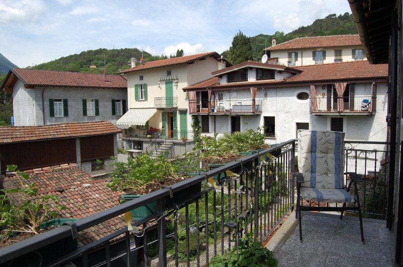 Lago Como Menaggio Casa con terrazzo
