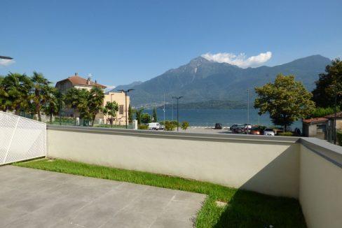 Lago Como Domaso Nuovissimi Appartamenti Vista Lago - terrazzo
