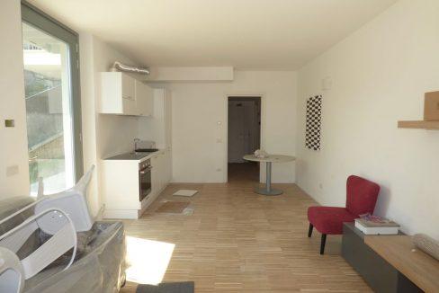 Lago Como Domaso Nuovissimi Appartamenti Vista Lago - soggiorno