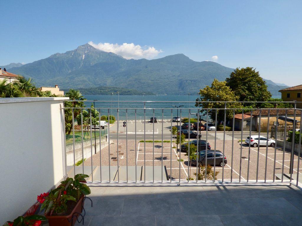 Lago Como Domaso Nuovissimi Appartamenti Vista Lago