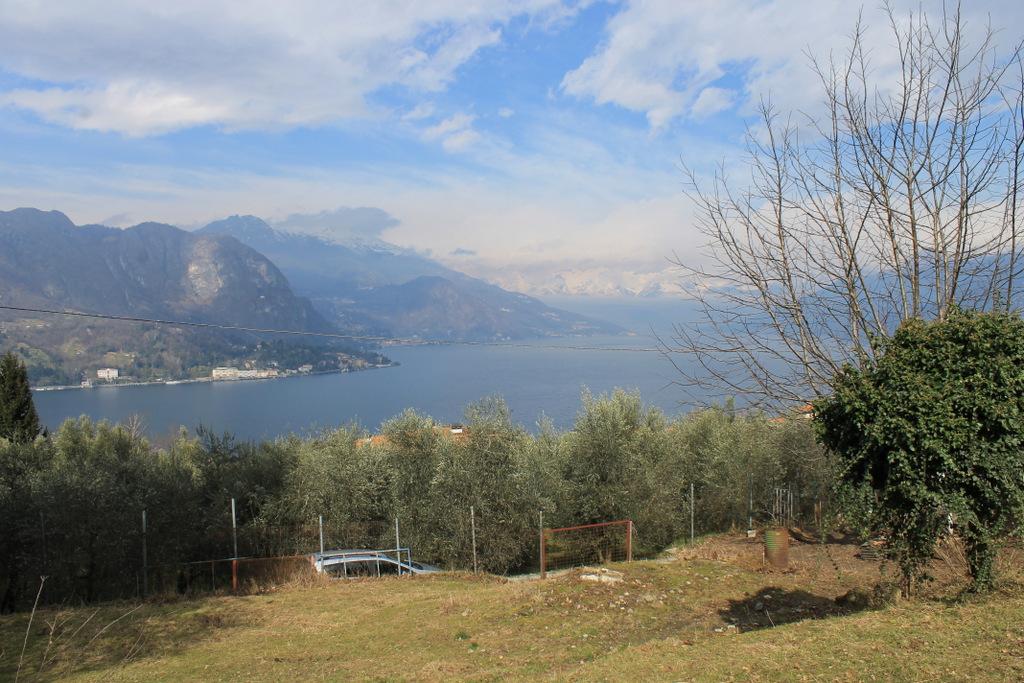 Lago Como Bellagio Terreno Edificabile Vista Lago