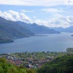 Lago Como Gravedona ed Uniti Rustico Vista Lago magnifica