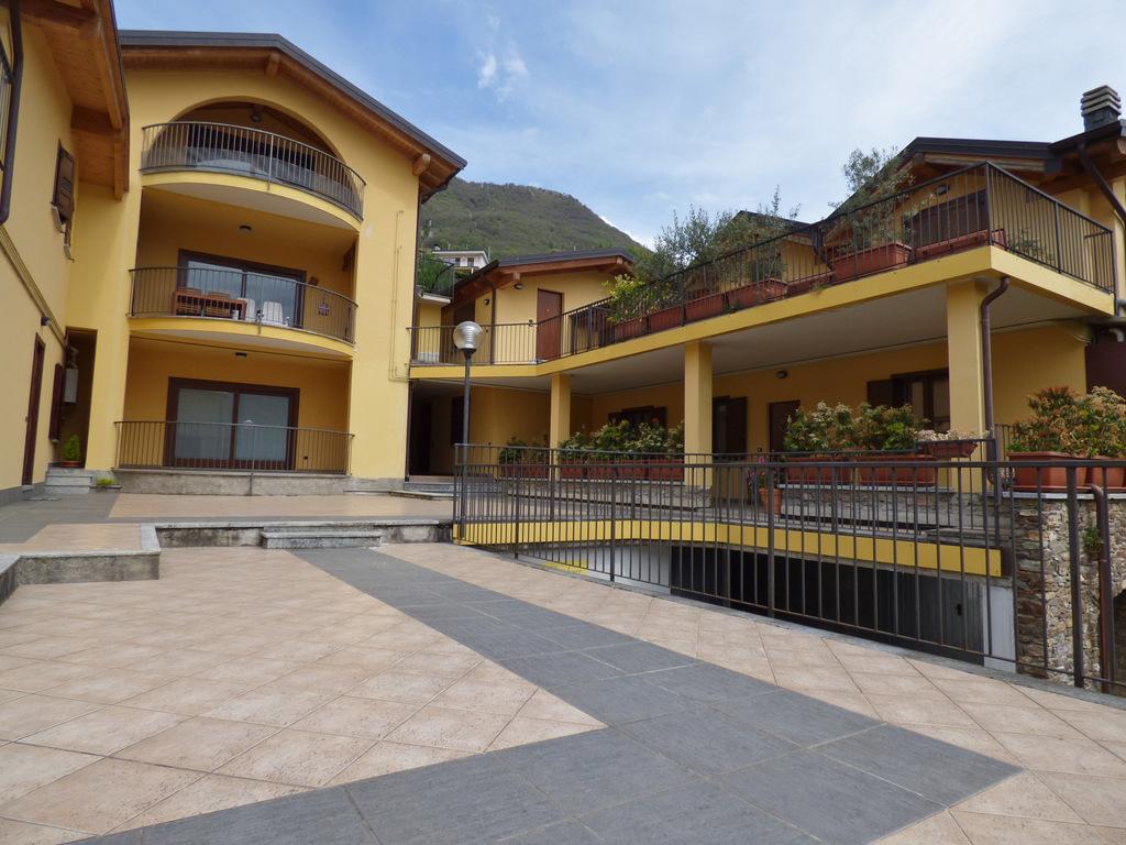 Lago Como Domaso Appartamento con Terrazzo