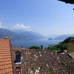 Lago Como Menaggio Casa di Paese da Ultimare con Vista Lago