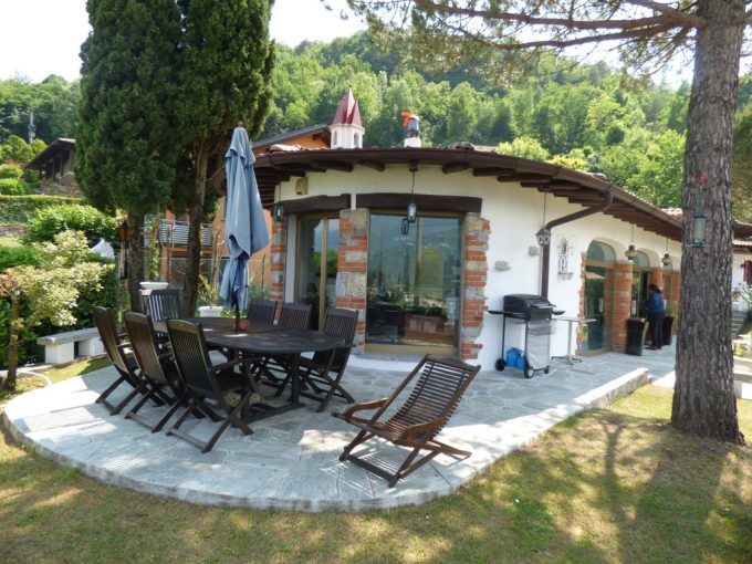 Lago Como Menaggio Villa Indipendente con Vista Lago e Monti