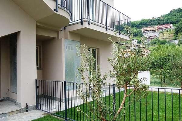 Lago como domaso appartamento con giardino privato - Appartamento con giardino privato ...