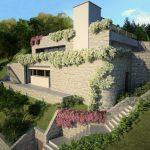 Lago Como Menaggio Lussuoso Villa in Residence con Piscina terrazzo