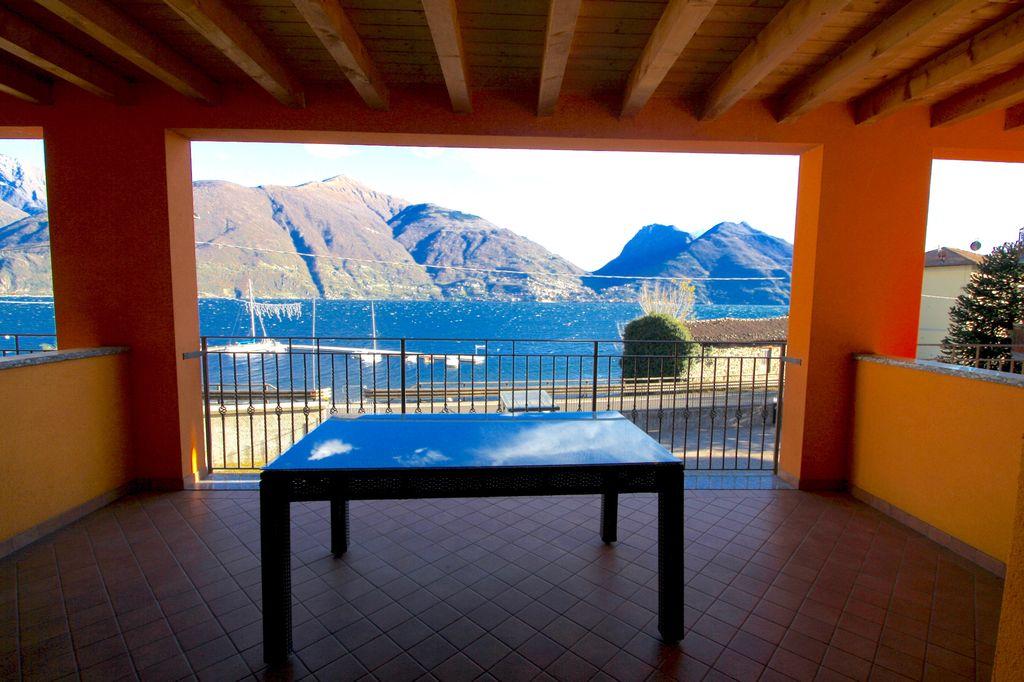 Lago Como San Siro Appartamento con Vista Lago