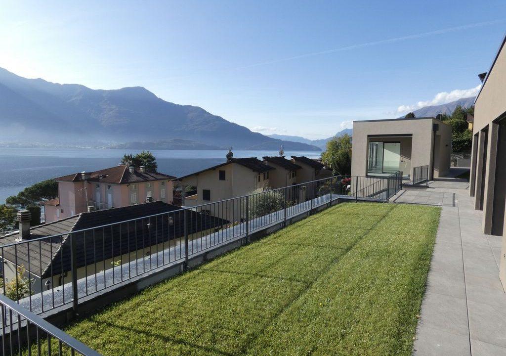 Appartamenti Moderni Gera Lario Lago Como con Piscina - garage