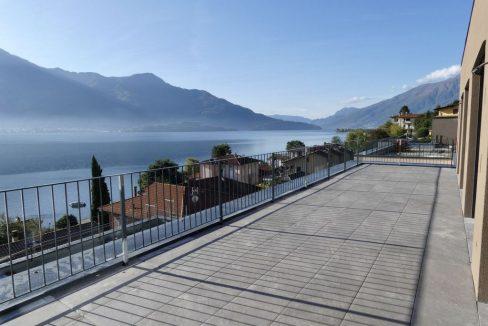 Appartamenti Moderni Gera Lario Lago Como con Piscina vicino al lago