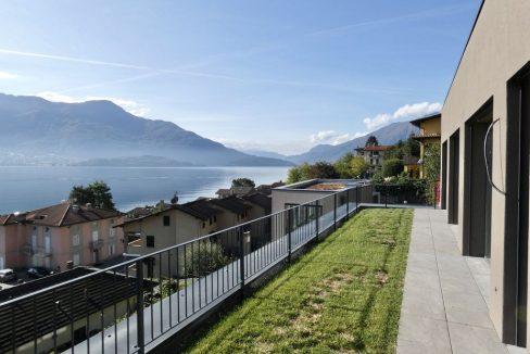 Appartamenti Moderni Gera Lario Lago Como con Piscina pochi passi dal lago