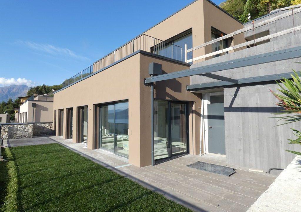 Appartamenti Moderni Gera Lario Lago Como con Piscina nuovissimi