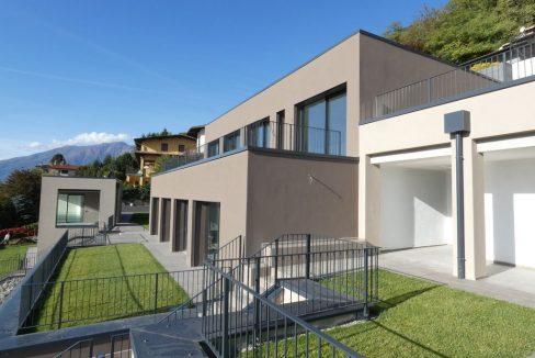 Appartamenti Moderni Gera Lario Lago Como con Piscina ampie metrature