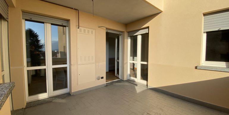 Lago Como Gravedona ed Uniti Appartamenti con terrazzo - terrazzo B8