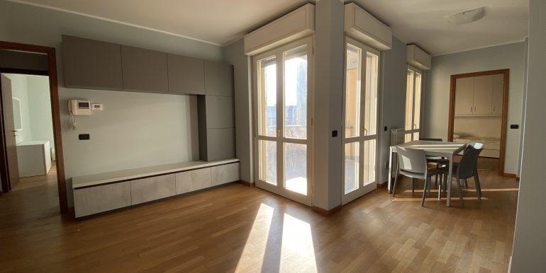 Lago Como Gravedona ed Uniti Appartamenti con terrazzo - soggiorno B8