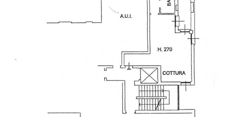 Lago Como Gravedona ed Uniti Appartamenti con terrazzo - piantina B16