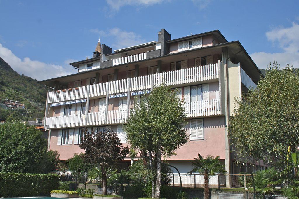Lago Como Domaso Appartamento 200mt Lago