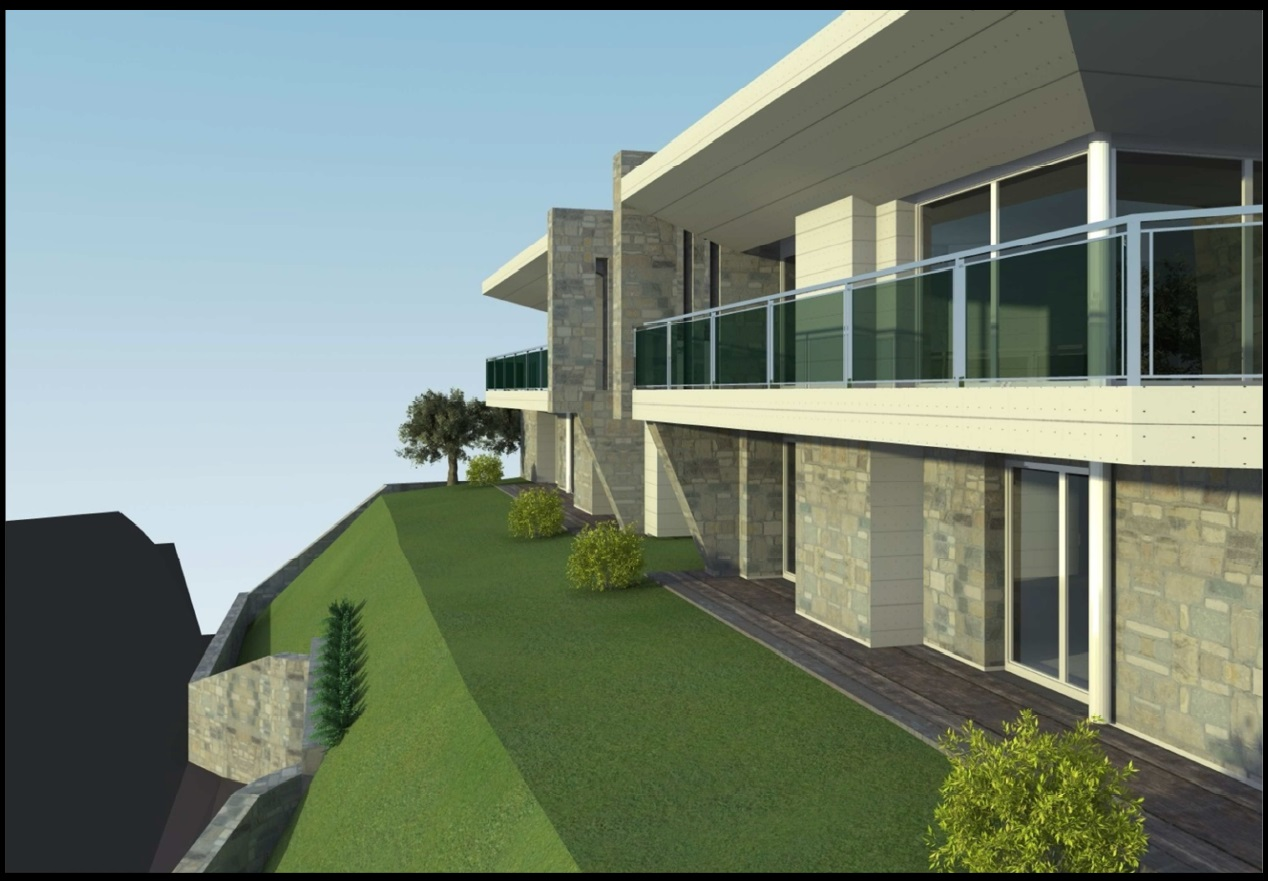 Lago como laglio appartamenti di moderno design tre pievi for Appartamenti design firenze