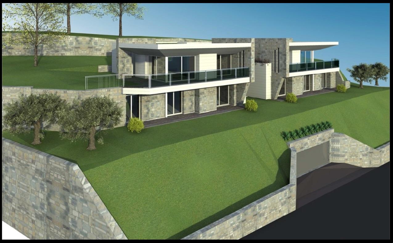 Lago como laglio appartamenti di moderno design tre pievi for Appartamenti di design