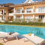 Lago Como Lenno Appartamento con Terrazzo con giardino condominiale