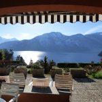 Mezzegra Appartamento con Piscina con vista lago