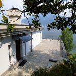 Villa Pianello del Lario fronte Lago con piscina