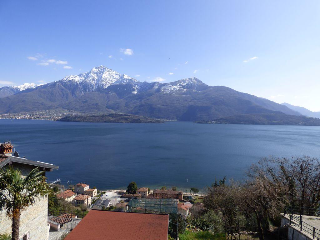 Lago Como Domaso Rustico in sasso Vista Lago