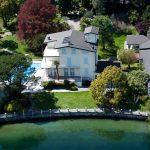 Lago Como Bellagio Villa di Lusso fronte lago