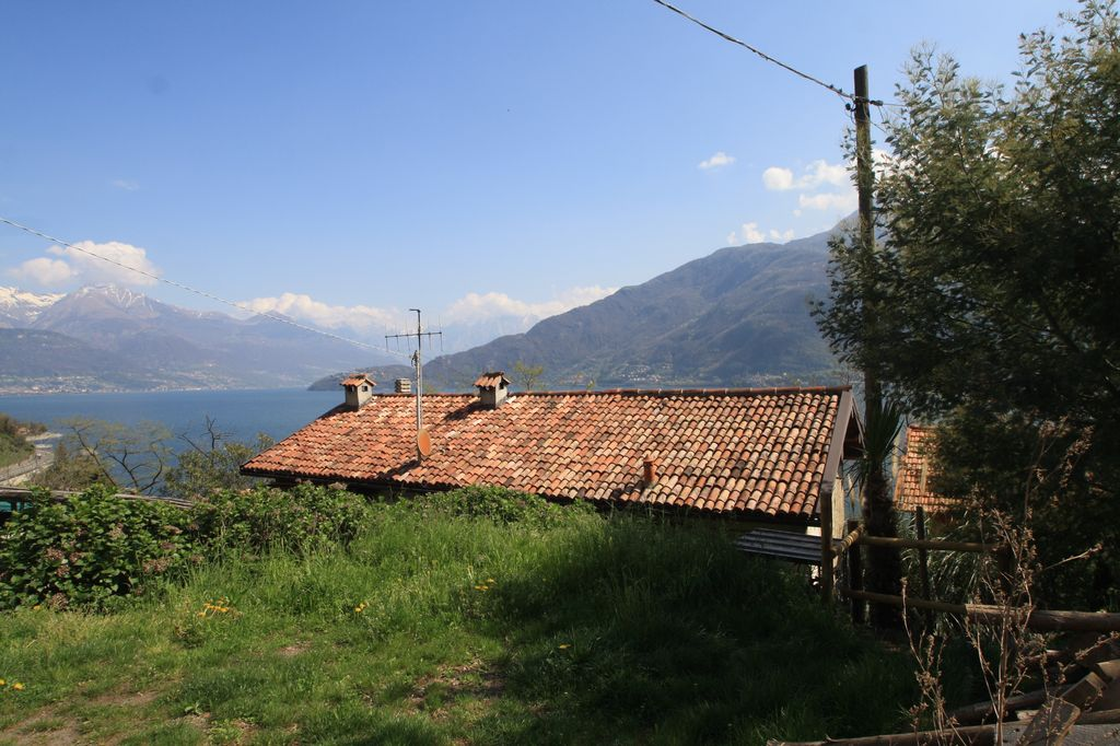 Lago Como Cremia Casa Ristrutturata Vista Lago
