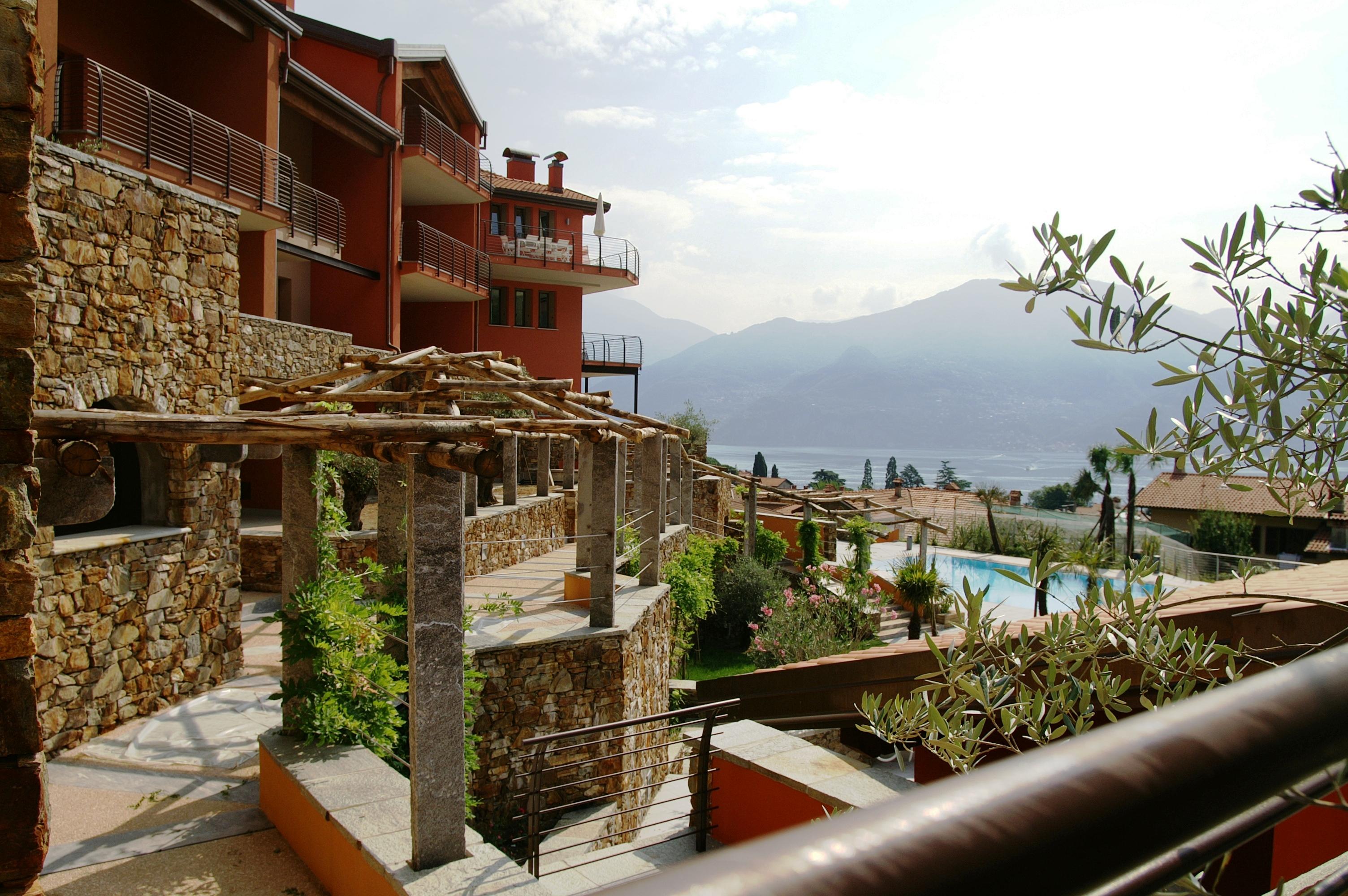 Menaggio Appartamenti Con Vista Lago Como