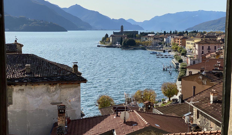 Villa d'epoca Gravedona ed Uniti Lago Como da ristrutturare