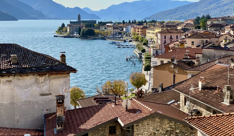 Villa d'epoca Gravedona ed Uniti Lago Como - soleggiata