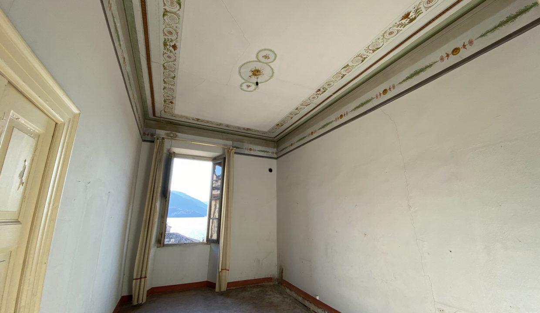 Villa d'epoca Gravedona ed Uniti Lago Como - interni proprietà