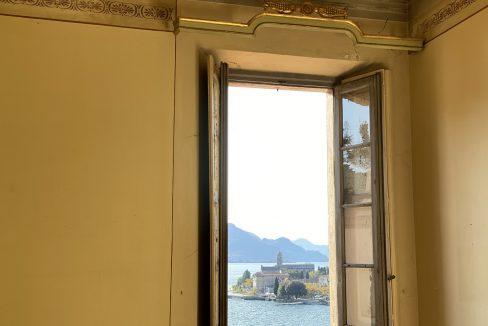 Villa d'epoca Gravedona ed Uniti Lago Como - vista sul lago