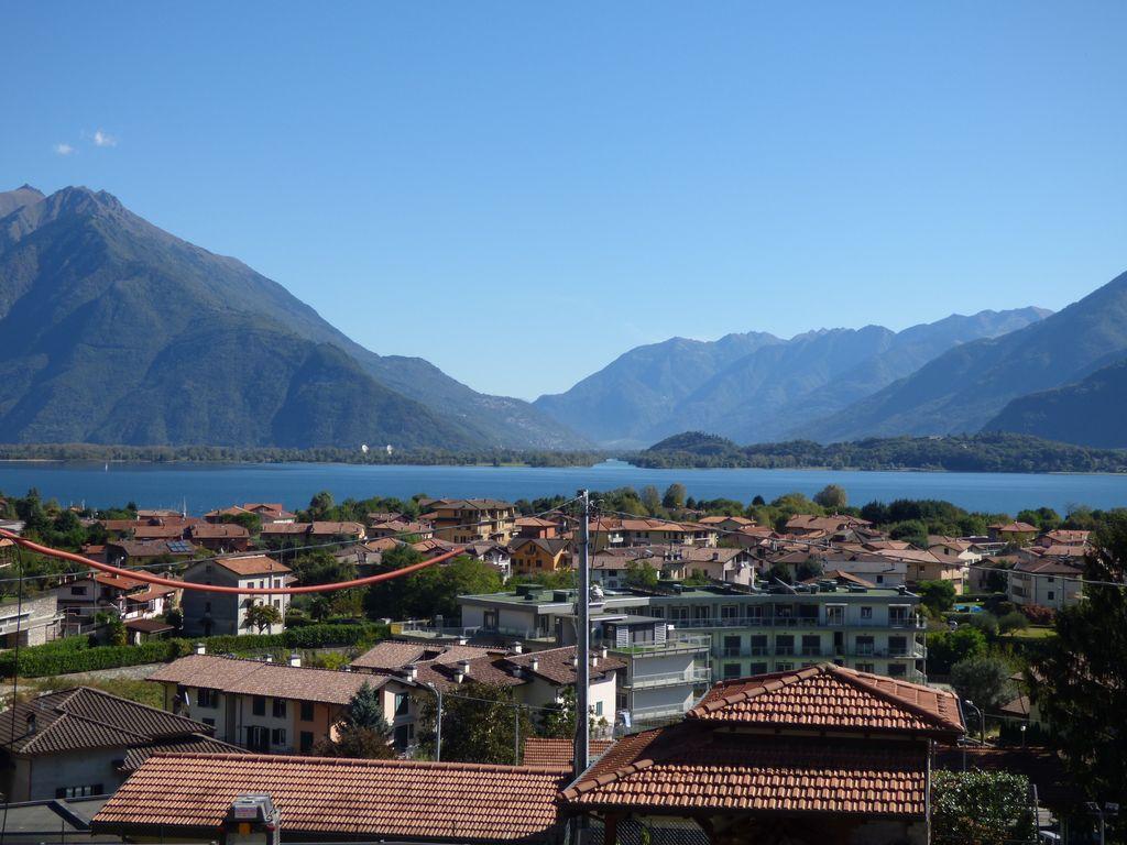 Lago Como Domaso Residence con Piscina Vista Lago