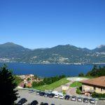 Lago Como Menaggio Casa in Sasso con Vista con terreno