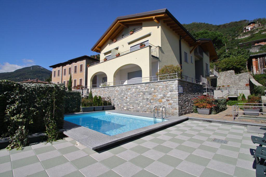 Appartamento Vista Lago Domaso Lago Como