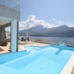 Villa di Lusso vista lago