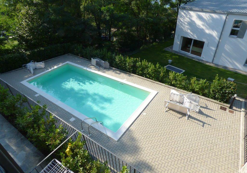 Appartamento con Piscina Gera Lario Lago Como