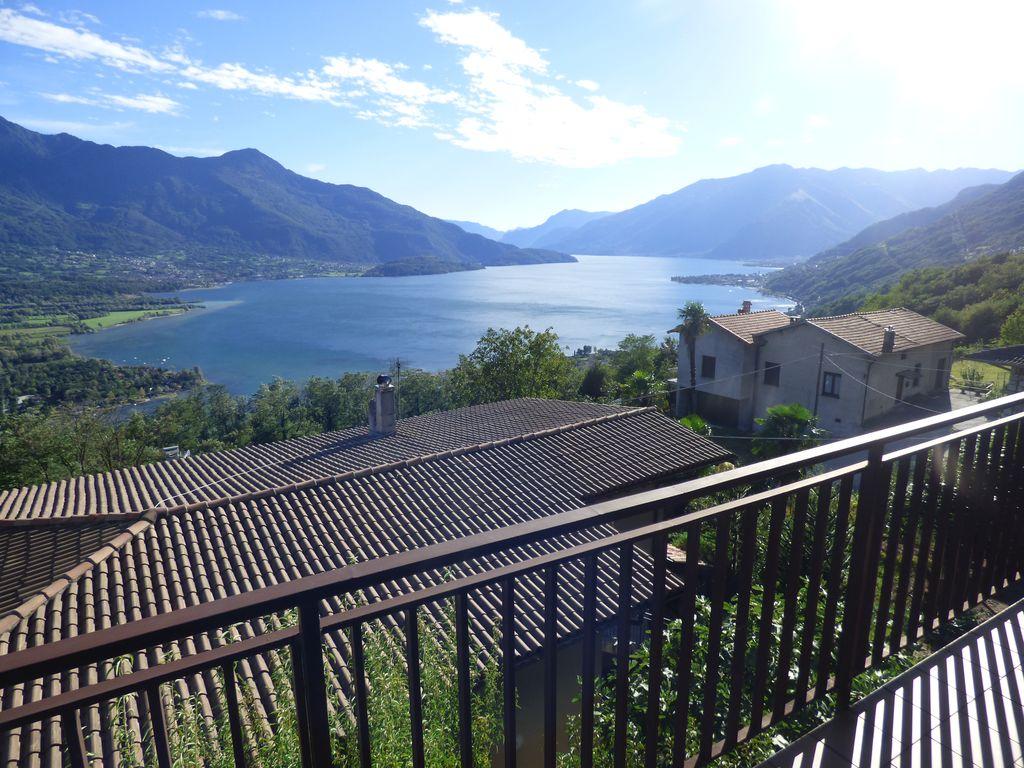 Lago Como Gera Lario Collinare Casa Vista Lago