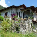 Lago Como Lenno Villa Indipendente con Vista Lago con giardino