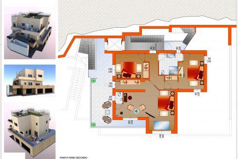 Lago Como Colonno Villa di Moderno Design