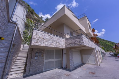 Villa moderna Colonno Vista Lago Como