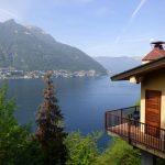 Villa Indipendente Faggeto Lario bella vista lago