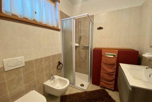 Appartamento Lago di Como Gera Lario con Piscina - bagno